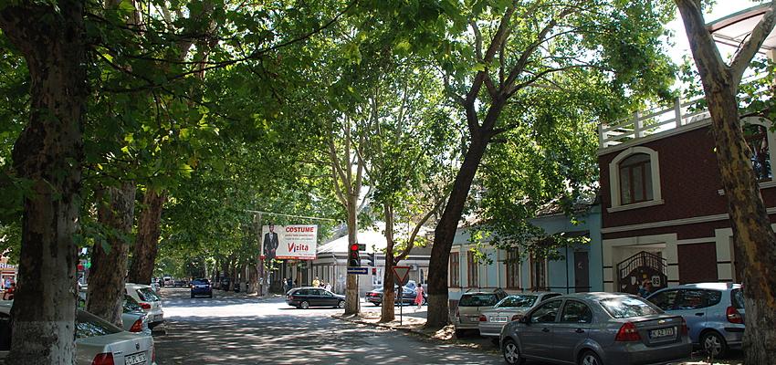 Quartier résidentiel à Chisinau