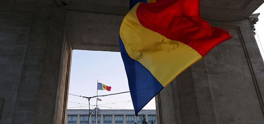 L'arc de triomphe de Chisinau
