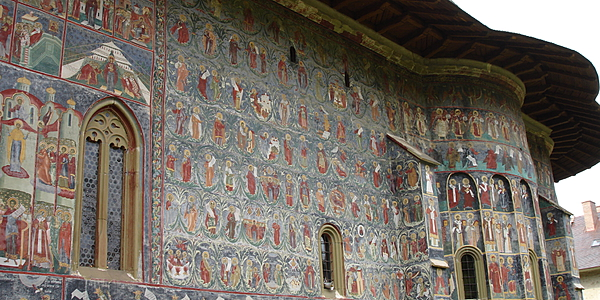 Monastère de Bucovine