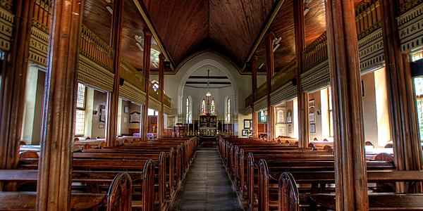 Eglise de St John