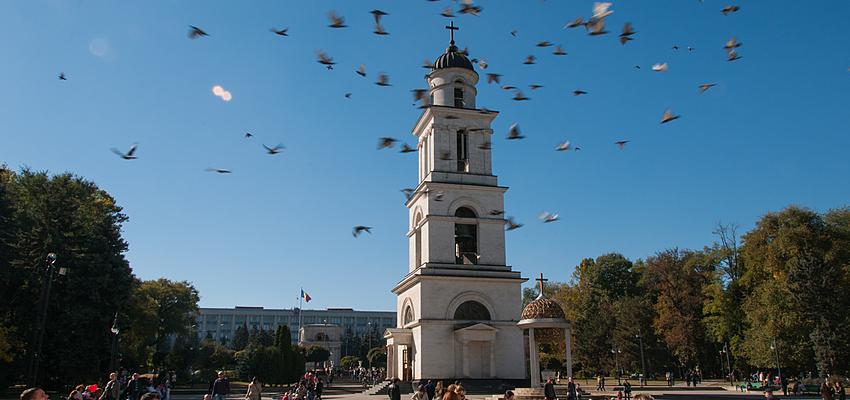 Pas de soucis de sécurité à prévoir en Moldavie