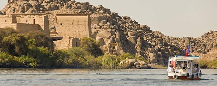 Trésors d'Egypte, du Caire à Assouan