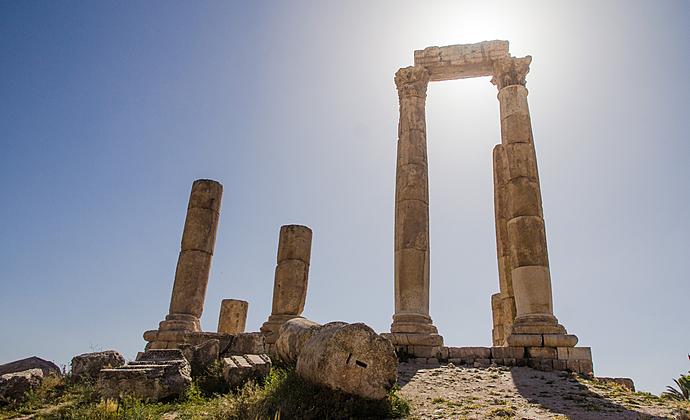 Circuito Jordania : Circuito jordania historia cultura y mar muerto evaneos