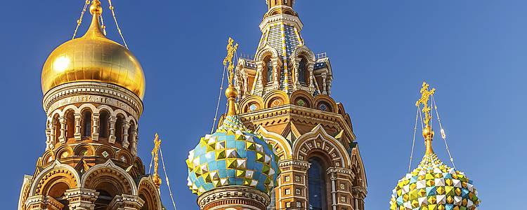 Week end a San Pietroburgo