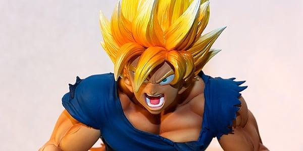 Dragon Ball, le légendaire personnage de manga