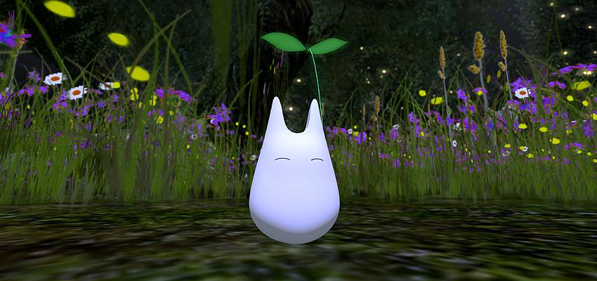 The world of Miyazaki, My Neighbour Totoro