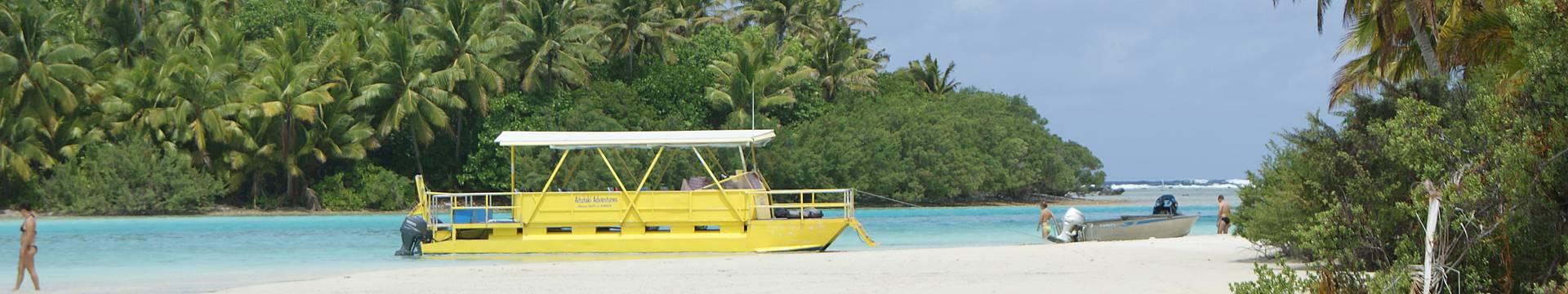 Viaggi nelle Isole Cook