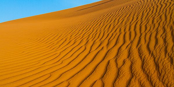Dune du désert dubaïote