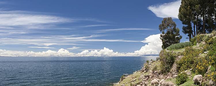 Escape to the shores of Lake Titicaca
