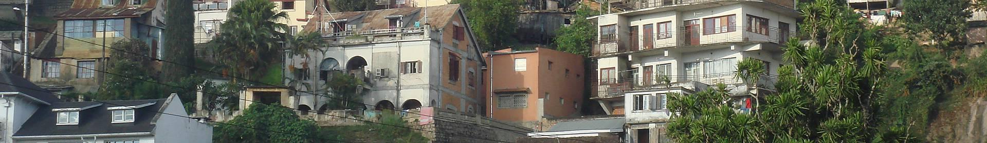 Antananarivo & les Hautes Terres