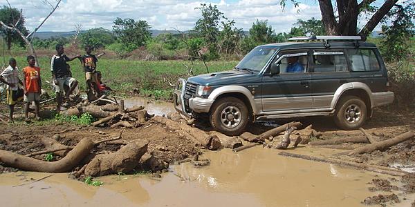 Les obstacles des routes malgaches