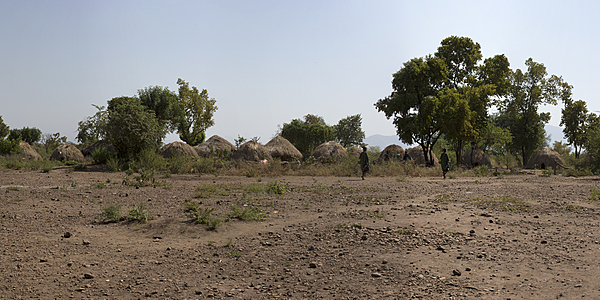 Village Mursi