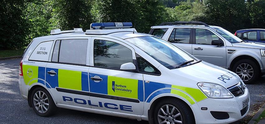 Policía escocesa