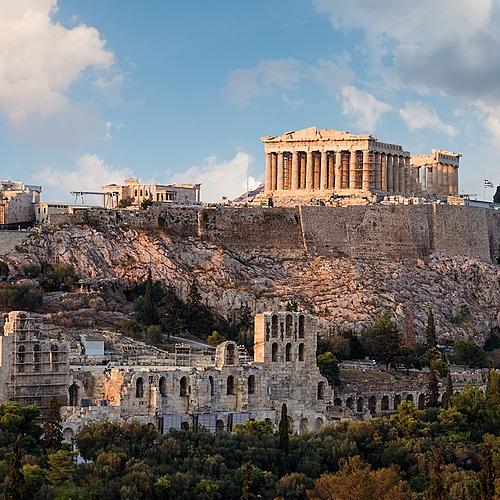 Découverte d'Athènes et des grands classiques - Athènes -