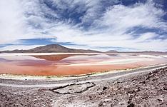 Hauts plateaux des Andes