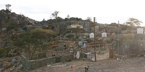 Village in Jebel Shams
