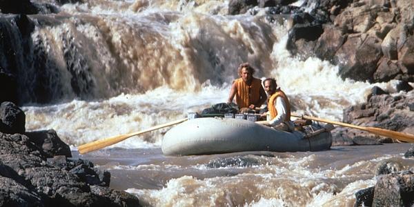 Descente de la Rivière Awash, Ethiopie