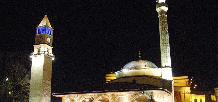 Mosquée de Tirana