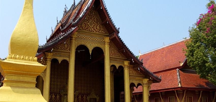 Pagode de Luang Prabang