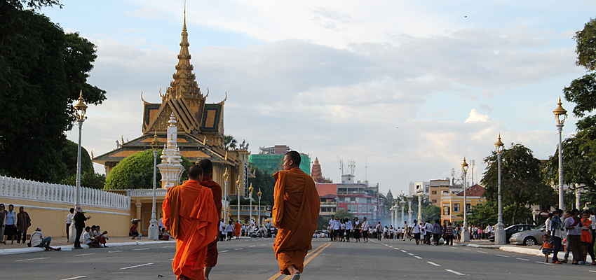 A Phnom Phen