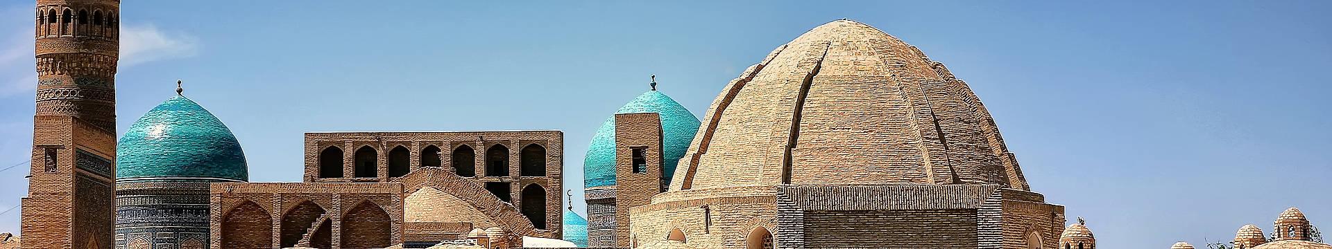 Individualreisen Usbekistan