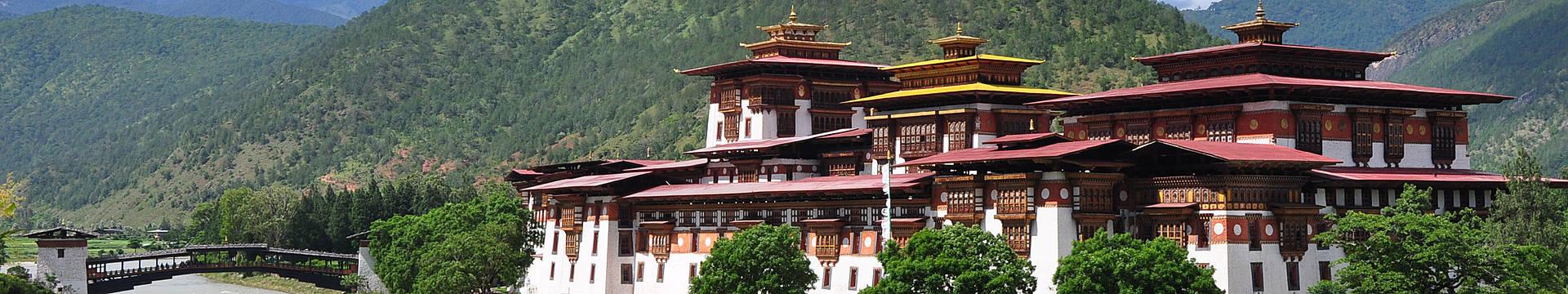 Individualreisen Bhutan