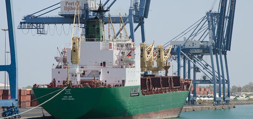 Le Port autonome international de Djibouti