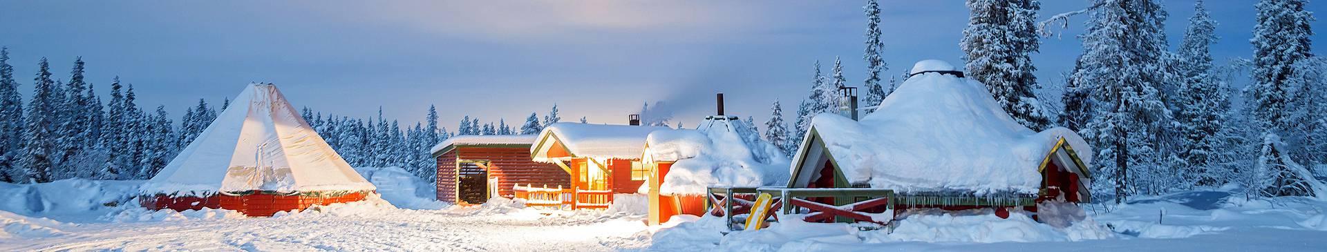 Circuits Hiver en Suède