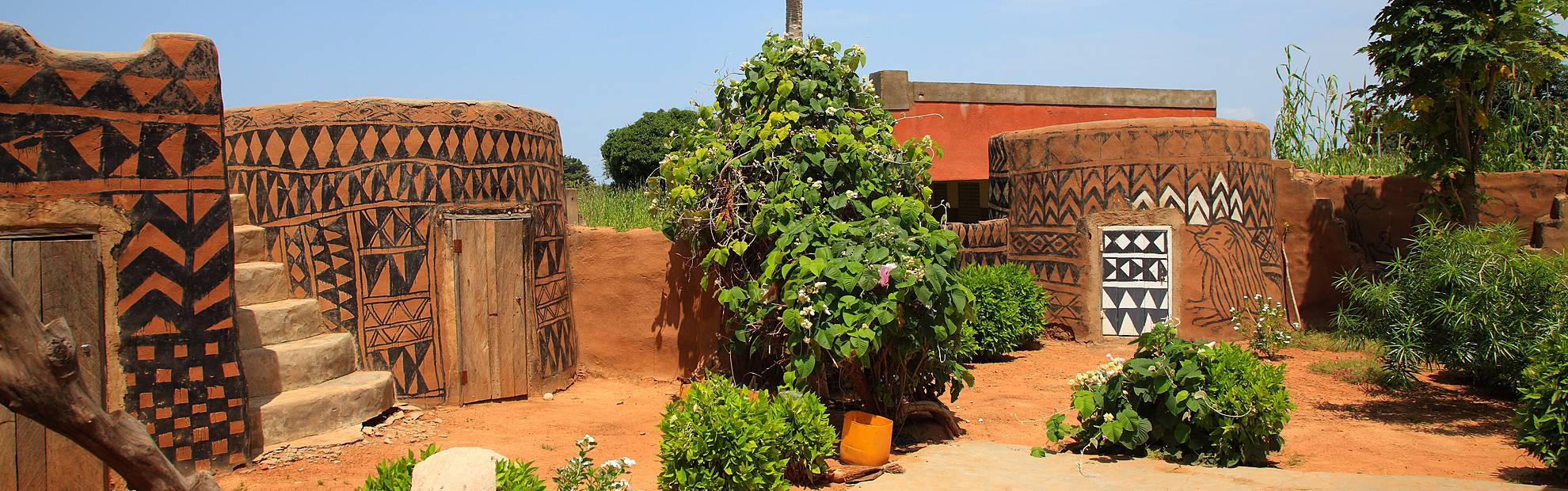 Voyage au Burkina Faso