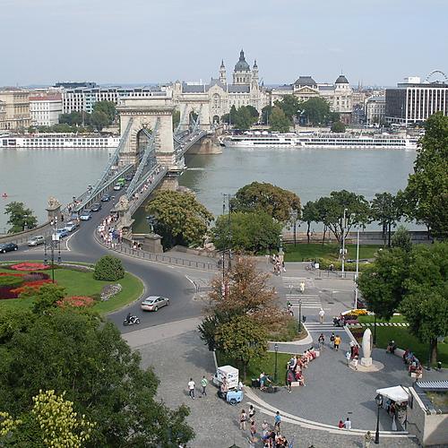 Budapest en amoureux - Budapest -