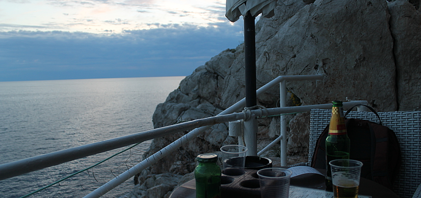 Drinks in Croatia