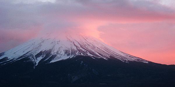 La splendeur du Mont Fuji