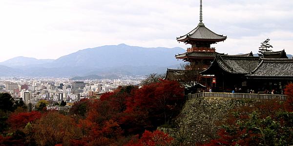 Kiyomizu-dear Temple, Kyoto
