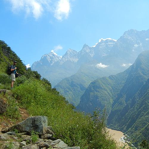 Randonnée dans le Nord du Yunnan -