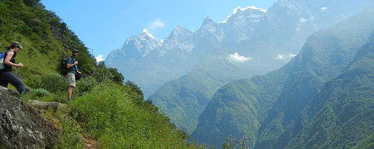 Randonnée dans le Nord du Yunnan