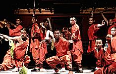 Voyage En Famille - Shaolin