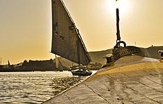 Croisière au fil du Nil