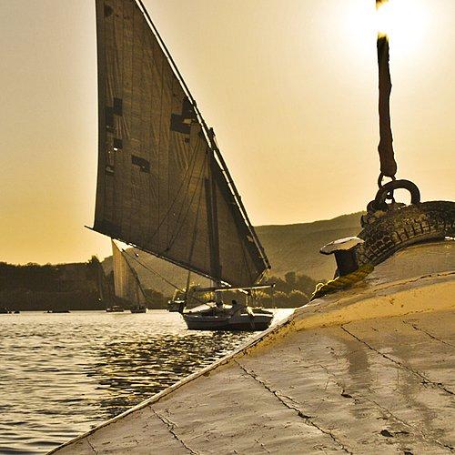 Croisière au fil du Nil - Louxor -