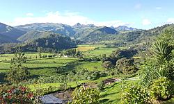 Syanur, voyage en Equateur