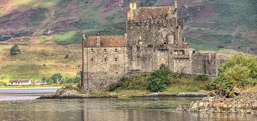 Le Donan Castle