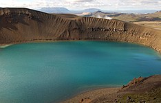 Exploration de la planète Islande