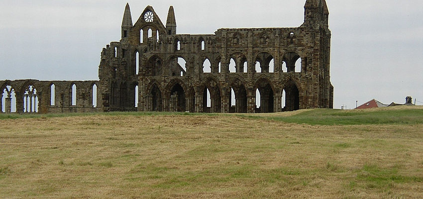 Abbaye de Whitby, Yorkshire