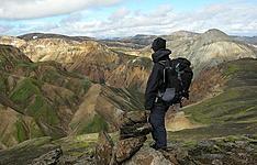 Trek de Landmannalaugar à Thorsmörk (spécial été)
