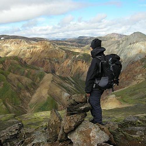 Trek de Landmannalaugar à Thorsmörk (spécial été) - Reykjavik -