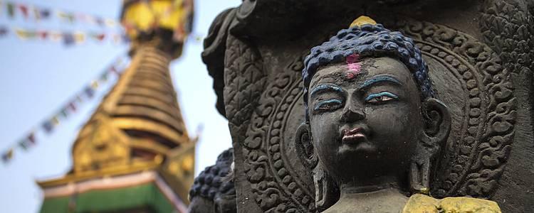 Semana Santa entre el Norte de India y Nepal