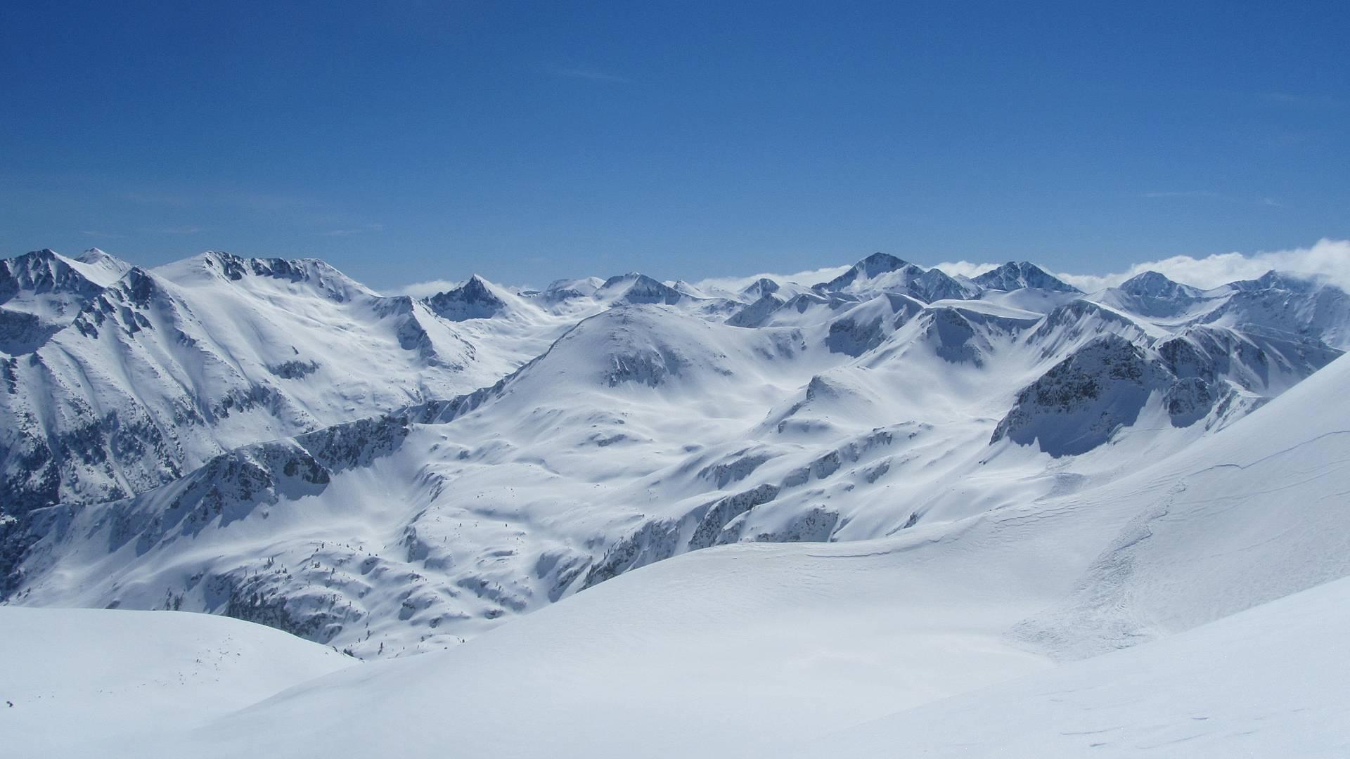 La Bulgarie en ski de randonnée