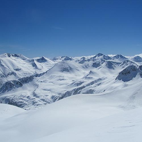 La Bulgarie en ski de randonnée - Sofia -