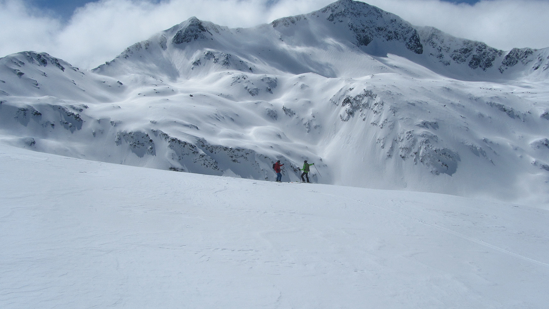 Image La Bulgarie en ski de randonnée
