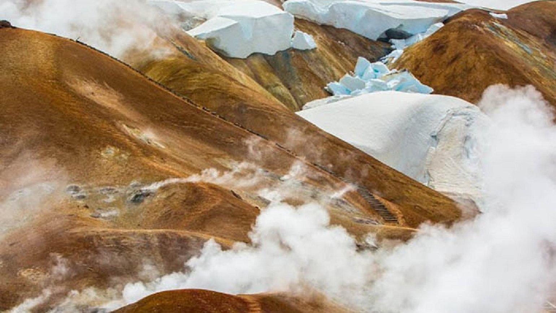 Image Voyage en train dans les Andes