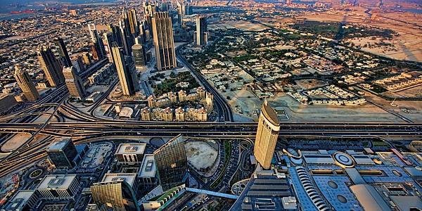 Dubai la moderne